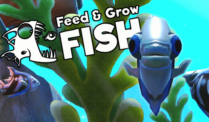 Feed And Grow Fish Full Mobile Game Free Download