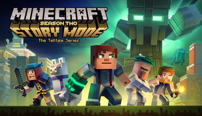 Minecraft: Story Mode Season Two PC Game Free Download