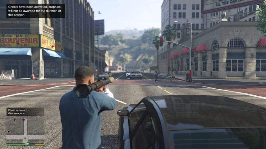 Grand Theft Auto V PC Version Game Free Download
