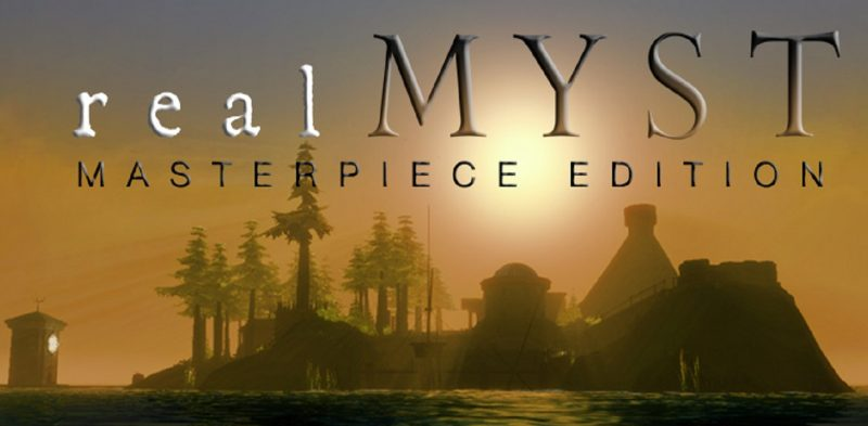 realMyst Masterpiece Edition iOS/APK Full Version Free Download