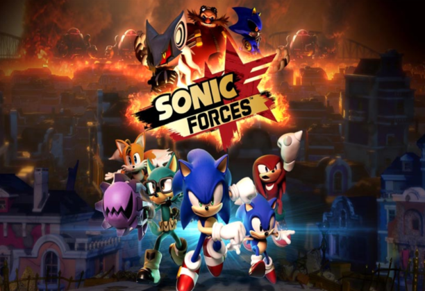 Sonic Forces Game iOS Latest Version Free Download