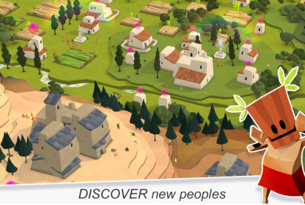The Godus Game iOS Latest Version Free Download