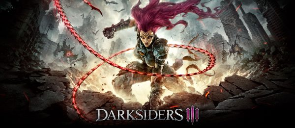 Darksiders 3 Game iOS Latest Version Free Download