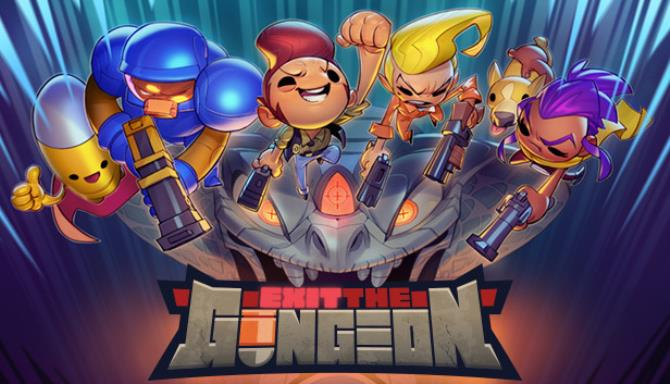 Exit the Gungeon PC Version Game Free Download