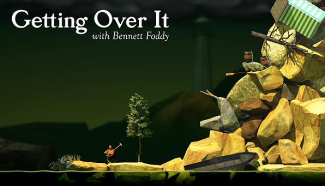 Getting Over It with Bennett Foddy Full Mobile Game Free Download
