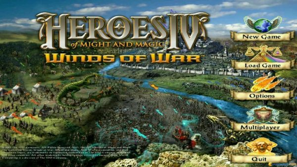 Heroes of Might and Magic IV PC Game Free Download