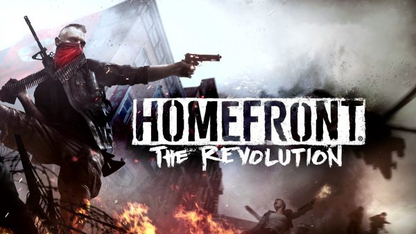 Homefront: The Revolution PC Game Free Download