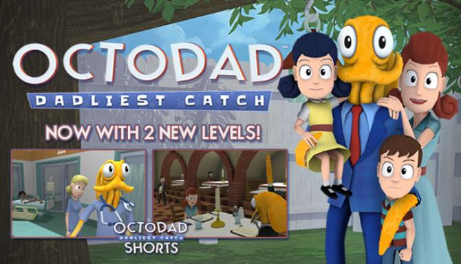 Octodad: Dadliest Catch Full Mobile Game Free Download