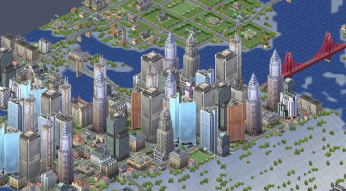 Simcity 3000 PC Version Full Game Free Download