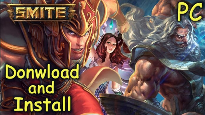 The Smite PC Latest Version Game Free Download
