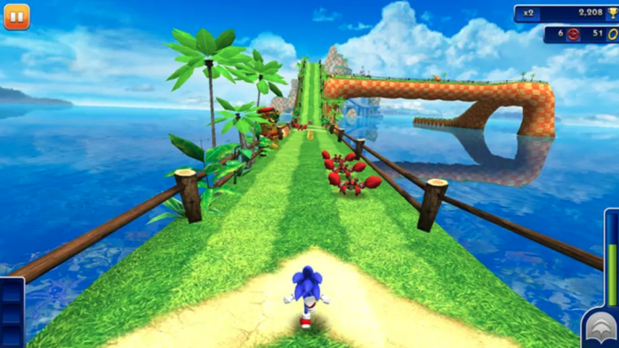 Sonic Dash Game iOS Latest Version Free Download