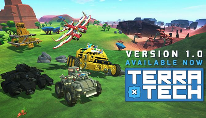 The TerraTech Game iOS Latest Version Free Download