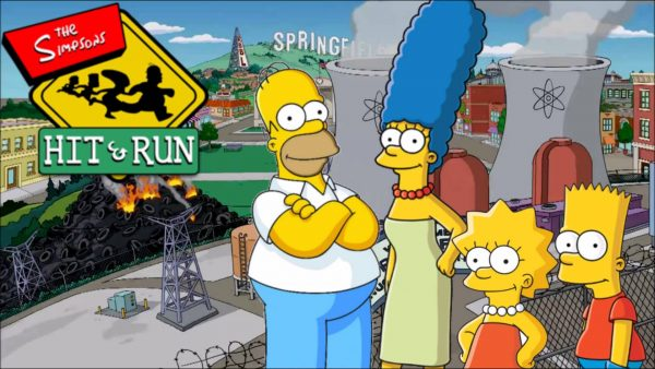 The Simpsons: Hit & Run Full Mobile Game Free Download