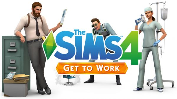 The Sims 4: Get to Work PC Game Free Download