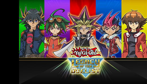 Yu-Gi-Oh! Legacy of the Duelist Latest Version Free Download