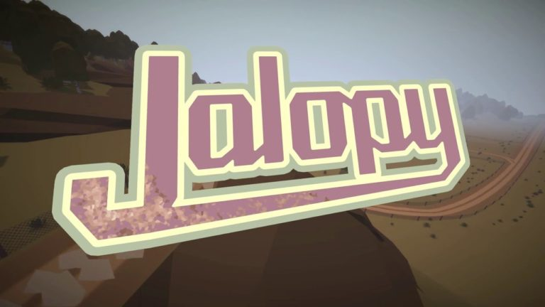 The Jalopy PC Latest Version Game Free Download