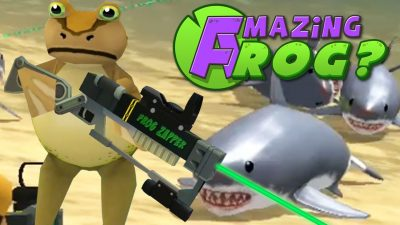 Amazing Frog? PC Latest Version Full Game Free Download