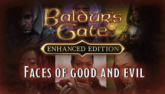 Baldur's Gate: Faces of Good and Evil PC Game Free Download