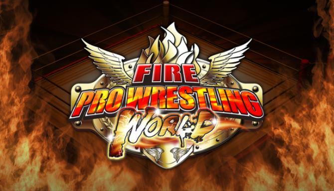Fire Pro Wrestling World PC Game Free Download
