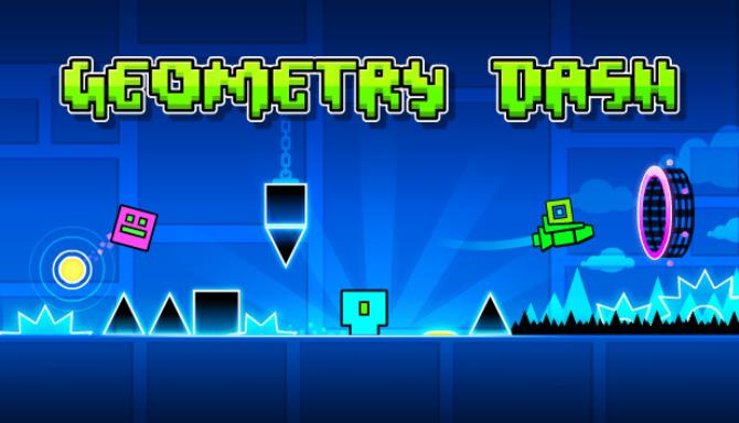 Geometry Dash Game iOS Latest Version Free Download