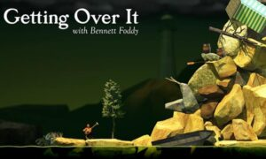 Getting Over It with Bennett Foddy PC Game Free Download