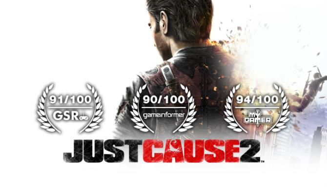 Just Cause 2 Game iOS Latest Version Free Download