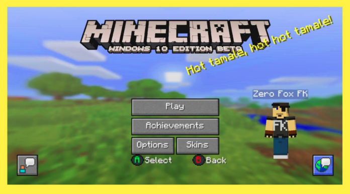 Minecraft Windows 10 Edition PC Game Free Download