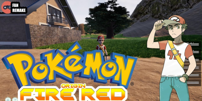 Pokemon Fire Red PC Version Full Game Free Download