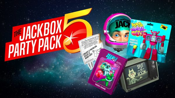 The Jackbox Party Pack 5 PC Game Free Download