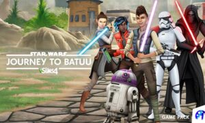 The Sims 4 Star Wars Full Mobile Game Free Download