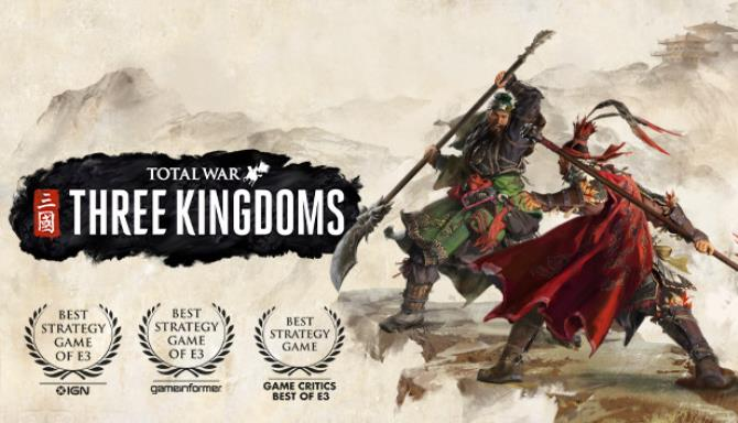 Total War: THREE KINGDOMS PC Version Game Free Download