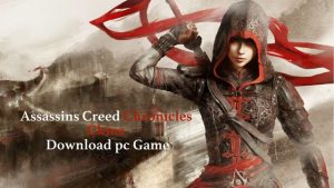 Assassins creed chronicles china PC Game Free Download