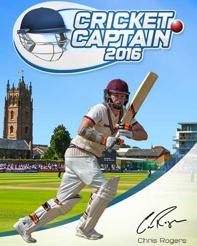 Cricket Captain 2016 PC Latest Version Free Download