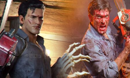 Every Returning Actor in the Evil Dead Game 2021