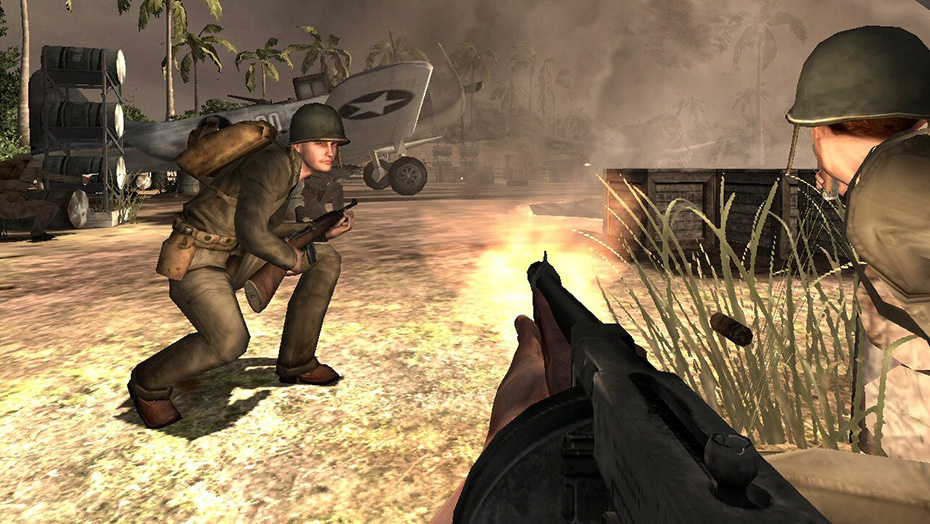 Medal Of Honor Pacific Assault APK Game Free Download