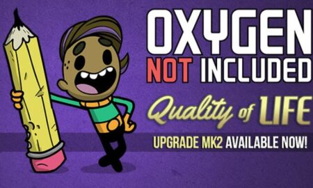Oxygen Not Included PC Game Full Version Free Download