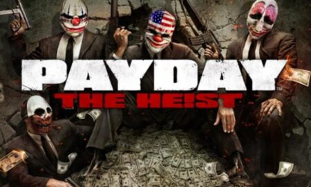 Payday The Heist IOS Version Full Game Free Download