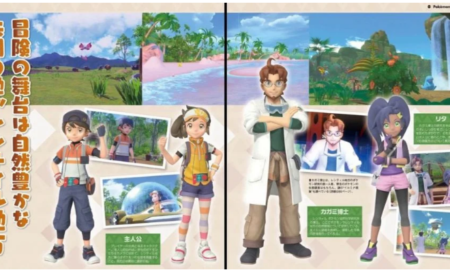 New Pokemon Snap Details and Screenshots Revealed
