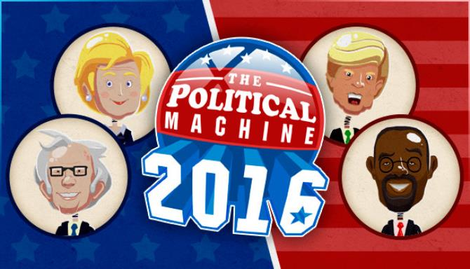 The Political Machine 2016 Mobile Game Free Download