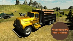 Truck Driver PC Latest Version Game Free Download