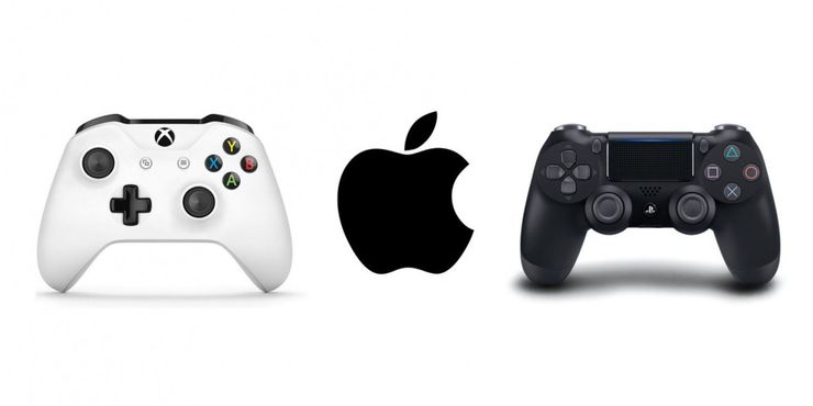 Apple iOS Update Adds PS5 and Xbox Series X Controller Support