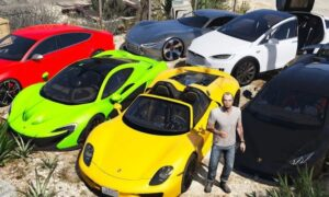 GTA Online Glitch Makes Vehicle Delivery Nearly Pointless