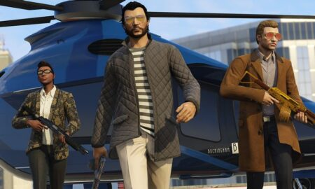 GTA Online Reaches Highest Player Count Yet in 2020