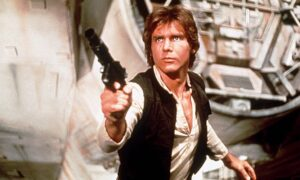 A Mass Effect Spinoff Game Inspired by Han Solo Was In the Works at Some Point