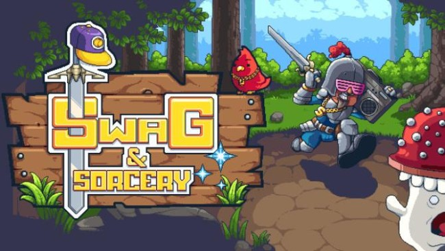 Swag And Sorcery iOS/APK Full Version Free Download