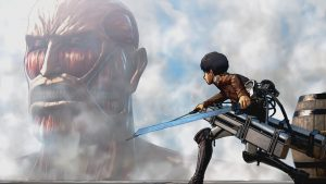 Attack on Titan Wings of Freedom iOS Version Free Download