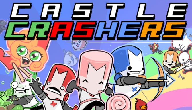 Castle Crashers PC Game Full Version Free Download
