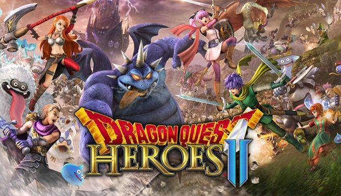 DRAGON QUEST HEROES II PC Version Game Free Download
