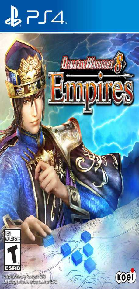 Dynasty Warriors 8 Empires PC Game Free Download