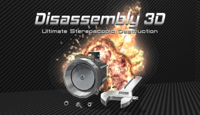 Disassembly 3D PC Latest Version Game Free Download